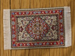 [DB] Turkish Rug [small] Maroon