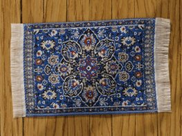 [DB] Turkish Rug [small] Blue