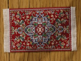 [DB] Turkish Rug [small] Red