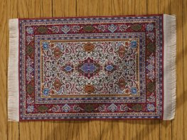 [DB] Turkish Rug [large] Maroon
