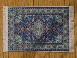 [DB] Turkish Rug [large] Blue