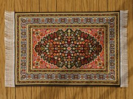 [DB] Turkish Rug [large] Orange