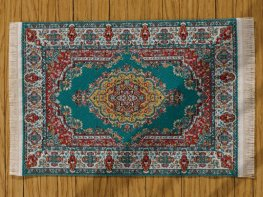 [DB] Turkish Rug [large] Turquoise