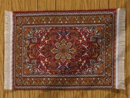 [DB] Turkish Rug [large] Warm Red