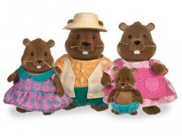 [LW] Waterwaggle Beaver Family