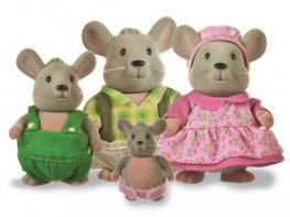 [LW] Handydandy Mouse Family