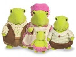 [LW] Tidyshine Turtle Family