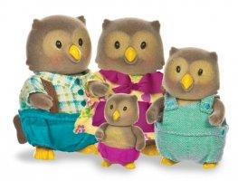 [LW] Whooswhoo Owl Family