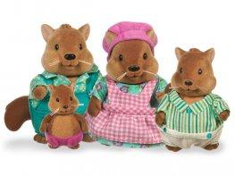 [LW] Bushytail Squirrel Family