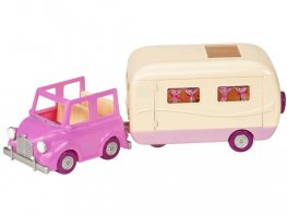 [LW] Happy Camper Playset [pink]