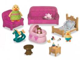 [LW] Living Room & Nursery Set