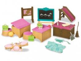 [LW] Classroom & Playground Set (*)