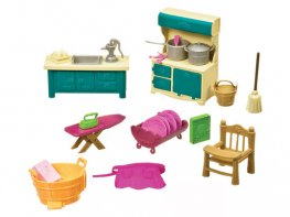 [LW] Kitchenette & Housekeeping Set