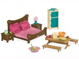 [LW] Master Bedroom & Dining Set