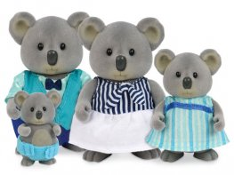 [LW] Canberra Koala Family