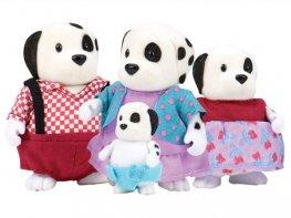 [LW] Woofwinkle Dalmatian Dog Family