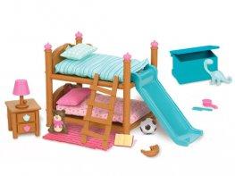 [LW] Bunk Bed Bedroom Set