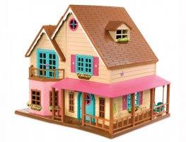 [LW] Honeysuckle Hillside Cottage