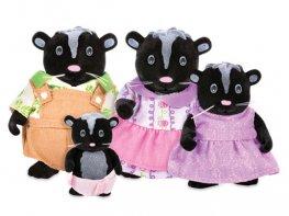 [LW] Whiffpuff Skunk Family