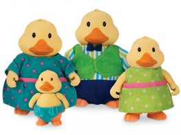 [LW] Quickquack Duck Family