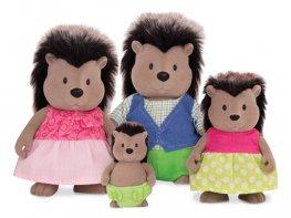 [LW] McBristly Porcupine Family