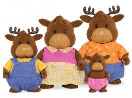 [LW] Vanderhoof Moose Family