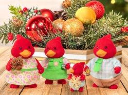 [LW] Tailfeather Cardinal Family (*)