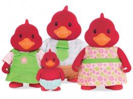 [LW] Tailfeather Cardinal Family