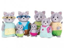 [LW] Daintypaw Cat Family