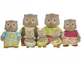 [LW] McHoot Grey Owl Family