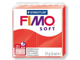 [FM] Fimo Soft - Indian Red (*)