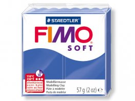 [FM] Fimo Soft - Brilliant Blue (*)