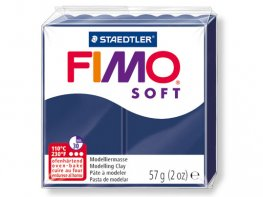 [FM] Fimo Soft - Windsor Blue (*)
