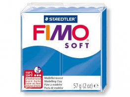 [FM] Fimo Soft - Pacific Blue (*)