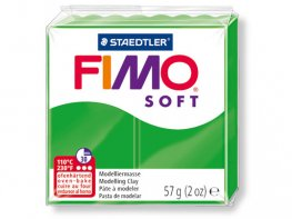 [FM] Fimo Soft - Tropical Green (*)