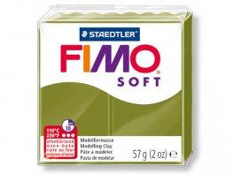 [FM] Fimo Soft - Olive Green (*)