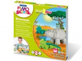 [FM] Fimo Kids Waterhole Modelling Kit (*)