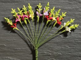 [DB] Flower Stems - 12 Hydrangeas