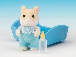 [SF] Hamilton Hamster Baby Boy (*)