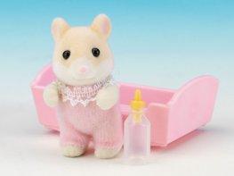 [SF] Hamilton Hamster Baby Girl (*)