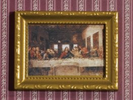 [DB] Framed Painting - The Last Supper