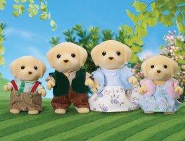 Buy Barker Golden Labrador Family Online Sylvanian Families