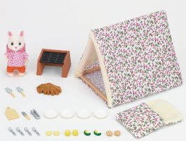 Buy Seaside Camping Set Online Sylvanian Families