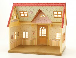 Buy Wallpaper For Cosy Cottage Online Sylvanian Families