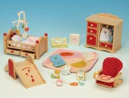 Buy Baby Room Set Online Sylvanian Families