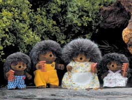 Buy Bramble Hedgehog Family Online Sylvanian Families
