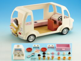 Buy Ice Cream Van Online Sylvanian Families