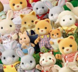 Periwinkle Milk Rabbits
